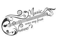 Gitarre, Bass, Gesang, Cajon, Ukulele oder Schlagzeug Unterricht... - Schotten