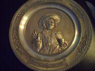 WMF Zinn Wandteller Frans Hals 1580 - 1666 Der fröhliche Trinker - Marl (Nordrhein-Westfalen)