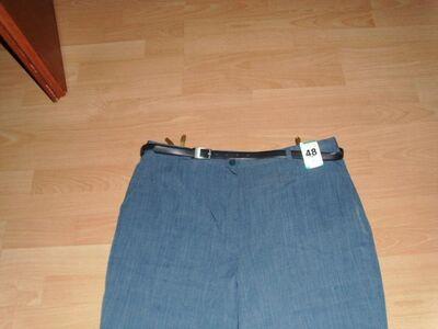7/8 Stiefelhose von Rigany, jeansblau, Gr. 48 NEU - Bad Harzburg Zentrum