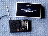 Radio - Weltempfänger von Sony - Karlsruhe