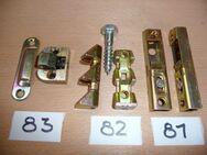GU-Riegelbock für Spaltlüftung,K 11929-00-0-1,neu.+GU-Mittelverriegelung senkr.mit Schließplatte,6- - Ritterhude