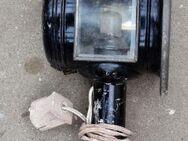 Kutschenlampe, gebraucht - Kiel Ellerbek