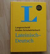 Langenscheidt Großes Schulwörterbuch Latein