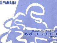 Bedienungs- Anleitung (B. A.) für die Yamaha  M T - 03 Motorrad ! - Bochum