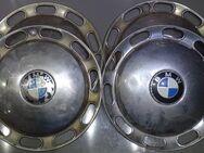 BMW original chrom Radkappen Nabenblenden Radzierblenden Oldtimer 32cm B - Spraitbach
