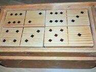 Handgefertigte Holz Spiele Solitaire, Domino, Rätselhafter Turm - Verden (Aller)