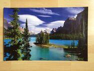 """Poster """"Spirit Island"""" 59 x 38 cm - Wuppertal"""