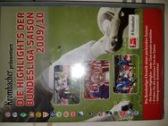 Die Highlights der Bundesliga-Saison 2009 2010 DVD-Video ca. 110 min 16:9 Sport VERKAUFSWARE NEU