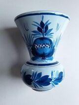 Bretonische Vase aus Quimper