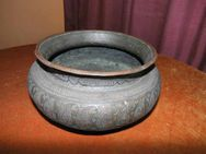 Antike Kupfer Schale, orientalische Schüssel / Persien, Afghanistan / ca. 1910 - Zeuthen