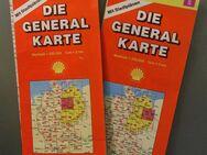 DDR General-Karten 4+5 (1981/82) - Münster