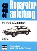 Reparaturanleitung Honda Accord wie NEU !