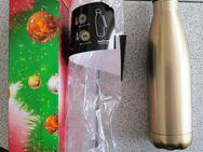 Thermoflasche Isolierflasche 0,5 L Edelstahl als Weihnachtsidee NEU OVP - Celle