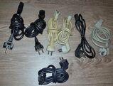 13 x Stück Kaltgerätekabel 130 cm - 180 cm Netzkabel PC,Monitor,etc.
