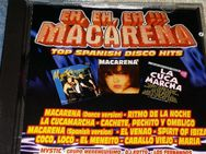 CD EH EH EH MACARENA TOP SPANISCH DISCO HITS