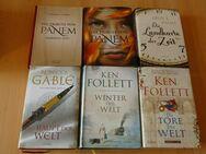 Bücher von Gable, Follet, Funke, Collins und weitere - Bochum