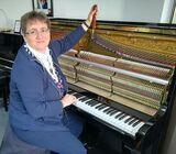Klavierstimmung - Flügelstimmung von Klavierbaumeisterin