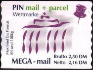 "PIN AG: MiNr. 4, 28.08.2000, ""Brandenburger Tor, Berlin"", Wert zu 2,50 DM, postfrisch - Brandenburg (Havel)"