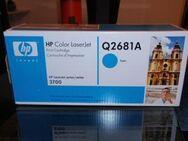 Neuer Original HP Q2681A Toner Blau - Frankfurt (Main)