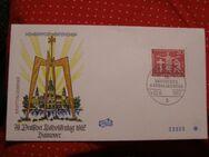 Deutschland-Hannover,Erstagsbrief 22.08.1962,  Lot 198
