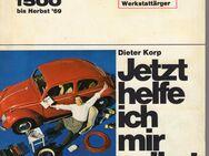 VW Käfer 1200/1300/1500 bis Herbst '69 Jetzt helfe ich mir selbst - Spraitbach