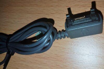 Original Sony Ericsson HPM 70 Stereo Headset ohne Kopfhörer - Verden (Aller)