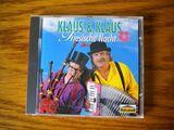 Klaus&Klaus-Friesische Nacht-CD,Karussell,14 Titel