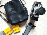 Filmkamera JElco Zoom 8 SE u. Blitzgerät Porst Hapotron K18 ALT - Kassel Niederzwehren