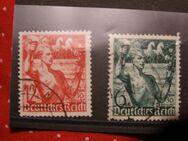 Deutsches Reich 1938 Mi.Nr.660,661,Lot 237