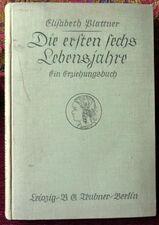 Elisabeth Plattner - die ersten sechs Jahre - Ausgabe 1935