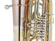 Cervený B - Tuba Mod. 883-5Z, Opera II, 5 Ventile + Tonausgleich, Neuware