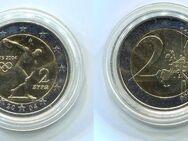 2 Euro,Griechenland 2004, Gedenkmünze Lot 254