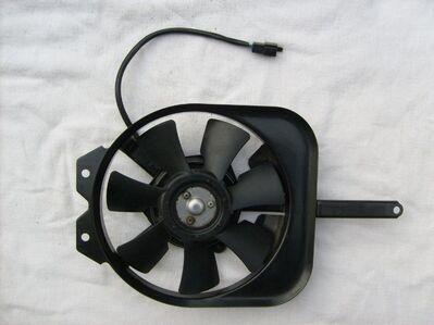 Kühler-Lüfter Ventilator Fan Lüfterrad ZX-12R 2000 2001 - Köln