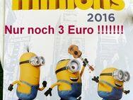 Für Sammler: Minions Posterkalender 2016 ! Neuer Preis !! - Niederfischbach