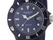 Madison New York Uhr blau - Neuenkirchen (Nordrhein-Westfalen)