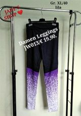 JADE'S SHOP ❤️ Damen Leggins NEU G. XL(40)lila