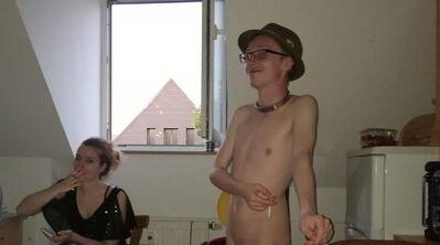 Du bist gern vor anderen Nackt? - Könnern