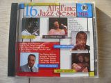 16 All-Time Jazz Sessions Vol. 10 CD Jazz Compilation 3,-