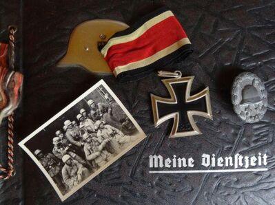 Ankauf von Militär 1+ 2 Weltkrieg Orden Fotoalbum Fotoalben - Frankfurt (Main) Altstadt
