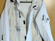 HW Sportswear Division Ruction weiße XL Herren Jacke - Verden (Aller)