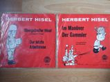 Herbert Hisel Single Vinyl Schallplatte