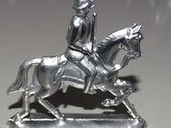 Soldat auf Pferd aus Zinn für Setzkasten Sammler - Spraitbach