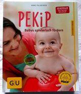 PEKiP-GU Ratgeber- Babys spielerisch fördern