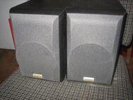 2 Stück Kenwood LS-SA5 Boxen, schwarz in Holzbox - Bad Belzig Zentrum