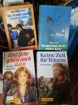 Jugendbücher für Mädchen 4 Stück