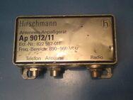 Hirschmann Antennen Anpassgerät 822587-011 9012/11 Antennenweiche für Radio Telefon GSM Mercedes S124 W124 - Landsberg (Lech)