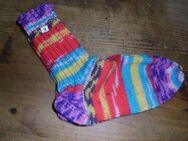 Handgestrickte Socken Gr. 32/33 - Merkelbach