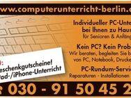 Computer-Smartphone- Unterricht bei ihnen zu Hause. Nur in Berlin. - Berlin