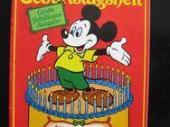 Micky Maus Geburtstagsheft (Jubiläumsausgabe) von 1978 - Niddatal Zentrum