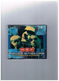 Raver´s Nature-Somebody Scream-Maxi-CD,von 1996,3 Titel - Linnich